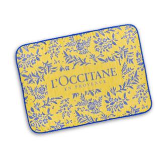 ロクシタン(L'OCCITANE)のロクシタン 6重ガーゼ ブランケット(おくるみ/ブランケット)