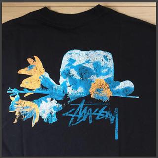 ステューシー(STUSSY)のSTUSSY 横浜チャプト10周年記念 SKULL & ROSE Tシャツ(Tシャツ/カットソー(半袖/袖なし))