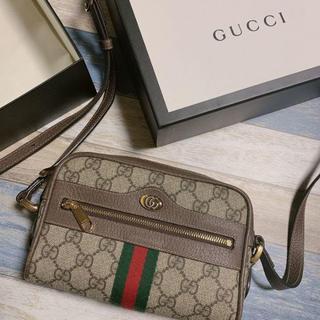 Gucci - GUCCI グッチ オフィディア GGスプリーム ミニショルダーバッグ