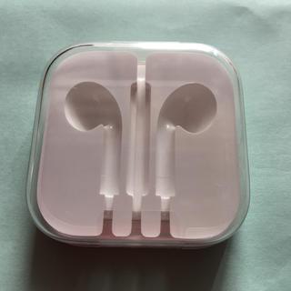 アイフォーン(iPhone)のiPhone 付属品 イヤホンケース 空箱 (その他)