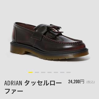 ドクターマーチン(Dr.Martens)のDr.Martens ADRIAN エイドリアン UK4(ローファー/革靴)