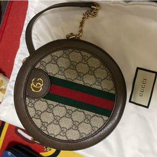 Gucci - 美品 GUCCI ショルダーバッグ