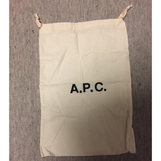 アーペーセー(A.P.C)のAPC巾着袋(ポーチ)