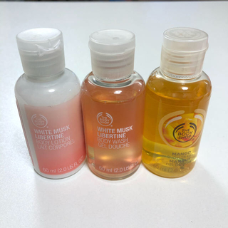 THE BODY SHOP - 新品未使用 THE BODY SHOP