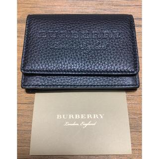 バーバリー(BURBERRY)のバーバリー Burberry 名刺入れ カードケース 新品(名刺入れ/定期入れ)