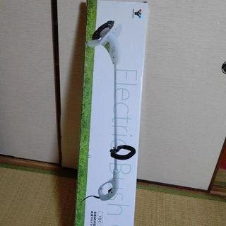 ヤマゼン(山善)の電動草刈機 山善 未開封 未使用品 YBC-160A(その他)