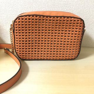 エイチアンドエム(H&M)の【新品】H&M ミニショルダーバッグ(ショルダーバッグ)