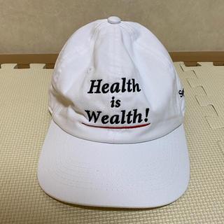 ビューティアンドユースユナイテッドアローズ(BEAUTY&YOUTH UNITED ARROWS)のSPORTY&RICH  CAP(WHITE)(キャップ)