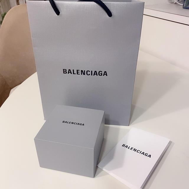 Balenciaga(バレンシアガ)のバレンシアガ タイポネックレス 新品未使用 メンズのアクセサリー(ネックレス)の商品写真