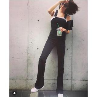 ステラマッカートニー(Stella McCartney)の美品★Stella McCartney オーバーオール(サロペット/オーバーオール)