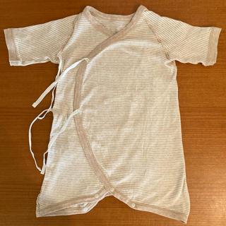 ムジルシリョウヒン(MUJI (無印良品))の肌着 新生児(肌着/下着)