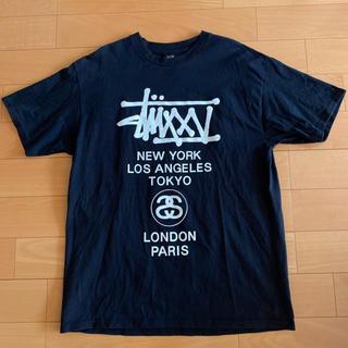 ステューシー(STUSSY)の値下げステューシー❤️Tシャツ25周年(Tシャツ/カットソー(半袖/袖なし))