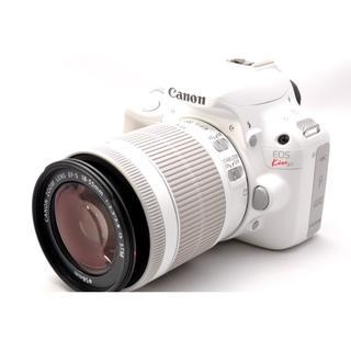 Canon - ❤️軽量で持ち運びラクチン❤️キャノン Kiss X7 ホワイト❤️