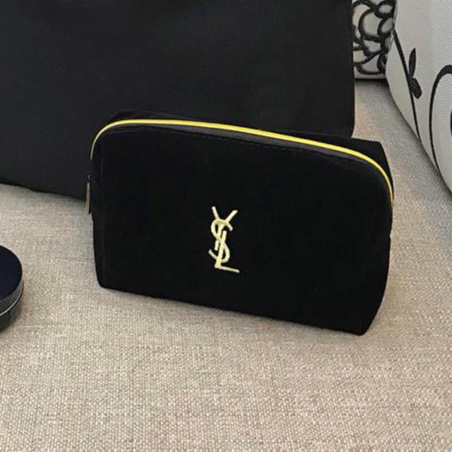 Yves Saint Laurent Beaute(イヴサンローランボーテ)のイヴ サンローラン YSL ポーチ 小物入れ レディースのファッション小物(ポーチ)の商品写真