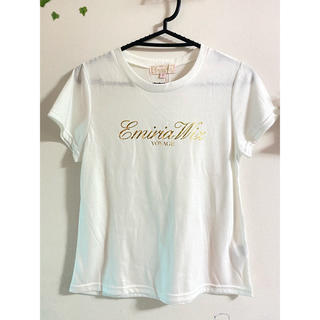 エミリアウィズ(EmiriaWiz)のEmiria Wiz ロゴTシャツ(Tシャツ(半袖/袖なし))