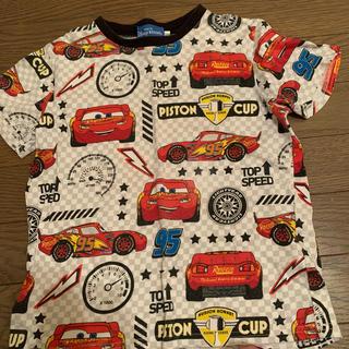 ディズニー(Disney)のカーズ Tシャツ(120センチ)(Tシャツ/カットソー)