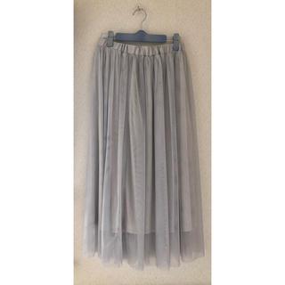 ドットアンドストライプスチャイルドウーマン(Dot&Stripes CHILDWOMAN)のチャイルドウーマン チュールスカート(ロングスカート)