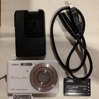 カシオ(CASIO)のCASIO デジカメ EXILIM EX-Z77(コンパクトデジタルカメラ)