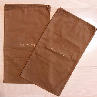 グッチ(Gucci)のGUCCI  シューズ 保存袋(その他)