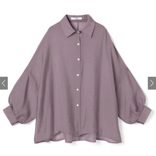 グレイル(GRL)のドルマンシアーシャツ(シャツ/ブラウス(長袖/七分))