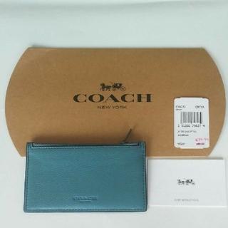 コーチ(COACH)のコーチ コインケース 未使用(コインケース/小銭入れ)