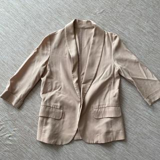 値下げ*七分袖 ジャケット(テーラードジャケット)
