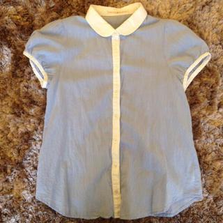 チャイルドウーマン(CHILD WOMAN)の美品 child woman シャツ(シャツ/ブラウス(半袖/袖なし))