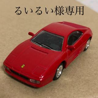 フェラーリ(Ferrari)のフェラーリ 348GTB 1/64 ミニカー(模型/プラモデル)