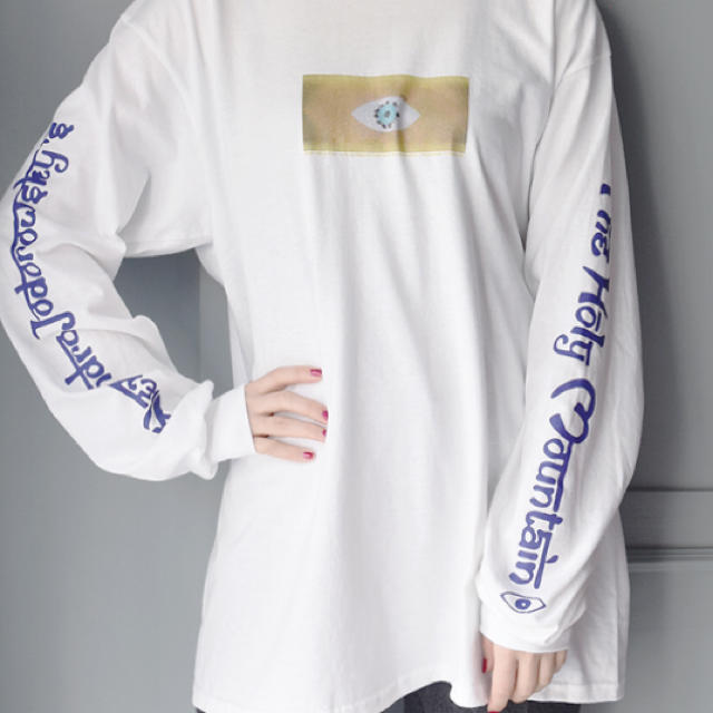 TOGA(トーガ)のsister ホドロフスキー ホーリーマウンテン ロンT レディースのトップス(Tシャツ(長袖/七分))の商品写真