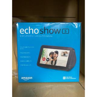 エコー(ECHO)のAmazon Echo Show 5(スピーカー)