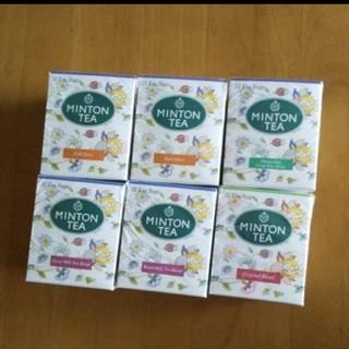 ミントン(MINTON)のミントン 紅茶12パック  6箱  新品(茶)