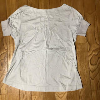 キース(KEITH)のキースの薄水色のカットソー(カットソー(半袖/袖なし))