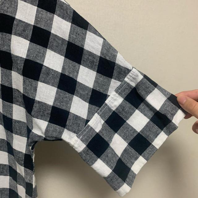 GU(ジーユー)のトップス レディースのトップス(Tシャツ(半袖/袖なし))の商品写真