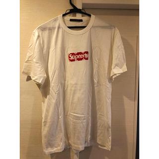 LOUIS VUITTON - 大人気★売り切れ★LOUIS VUITTON×supreme コラボTシャツ