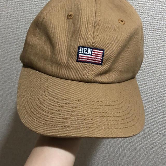 BEN DAVIS(ベンデイビス)のベンデイビス帽子 メンズの帽子(キャップ)の商品写真