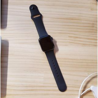 アップルウォッチ(Apple Watch)のAppleWatch Series5 40mm スペースグレイ(箱あり)(腕時計(デジタル))