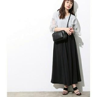 ViS - ロングスカート Vis ブラック