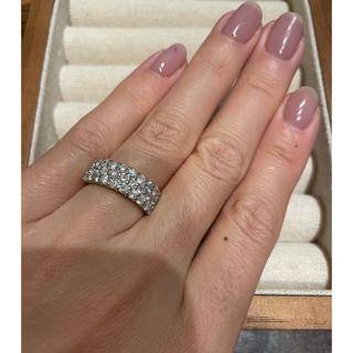 pt1000リング ダイヤモンド1.5ct 値下げ!(リング(指輪))