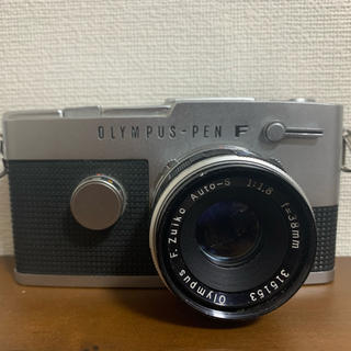 OLYMPUS - Olympus Pen-FT 38mm F1.8