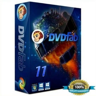 オマケ有 DVDfab 11 FullVersion / Win10-64bit(PC周辺機器)
