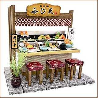 にほんのごちそう 和食キット 天ぷら屋(模型/プラモデル)