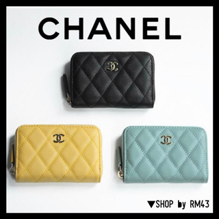 CHANEL - 【CHANEL】ノベルティ👛ミニ財布