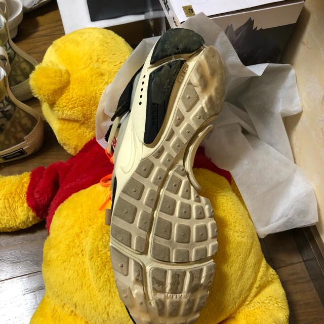 NIKE(ナイキ)の国内正規 OFF WHITE AIRPRTSTO メンズの靴/シューズ(スニーカー)の商品写真