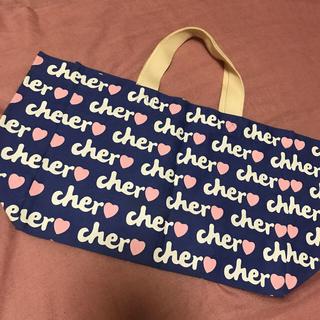 シェル(Cher)のcher シェル トート バッグ エコバッグ 新品未使用(エコバッグ)