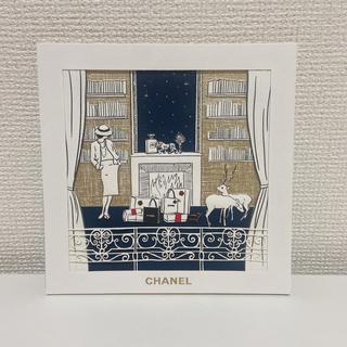 シャネル(CHANEL)のCHANEL2019クリスマスカード メッセージカード(カード/レター/ラッピング)