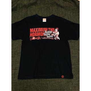 ローリングクレイドル(ROLLING CRADLE)のマキシマムザホルモン 爪爪爪ツアーTシャツ(Tシャツ/カットソー(半袖/袖なし))