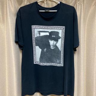 ステューシー(STUSSY)の【激レア】stussy stucrew フォトt フォトプリントt(Tシャツ/カットソー(半袖/袖なし))