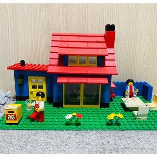 レゴ(Lego)のレゴ 新フラワーハウス 6372 1982年(知育玩具)