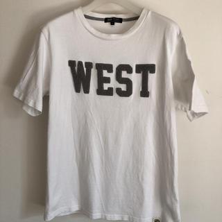 ビームス(BEAMS)のTシャツ 白 S ビームス (Tシャツ/カットソー(半袖/袖なし))