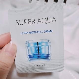 ミシャ(MISSHA)の◎セット売り可能 MISSHA waterful cream(サンプル/トライアルキット)